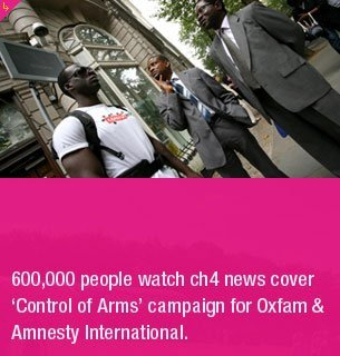 Oxfam/ Amnesty Int.