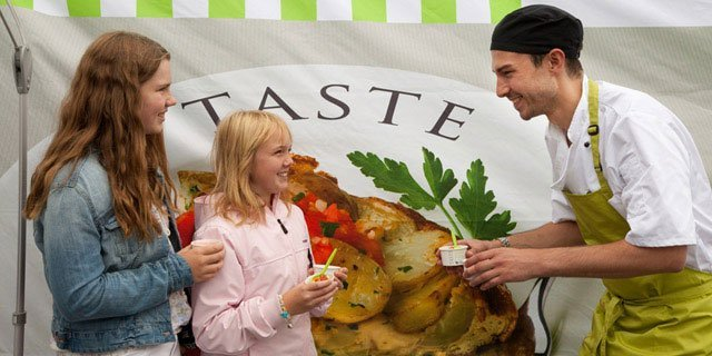 Government Eat In Season