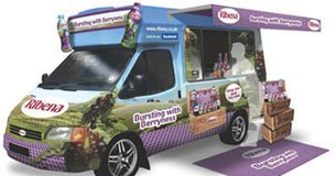 Ribena Launches Tour