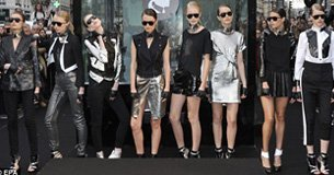 Karl Lagerfeld's Sells Out