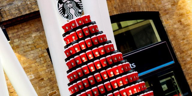 Starbucks Rec Cups 2015 Integrated Marketing Campaign