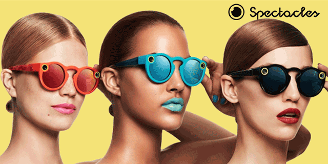 Spectacles by Snap Inc