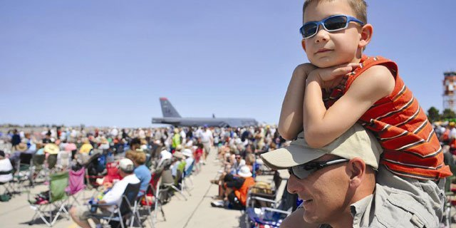 Experiential At Air Shows